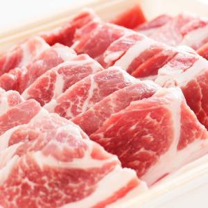 焼肉セット(3〜4人前)   豚肉 ステーキ お歳暮 お中元 秋田 おみやげ バーベキュー 柔らか 甘い [冷蔵・虹の豚]|akitagokoro