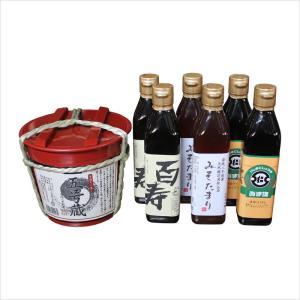 石孫の味噌醤油 Cセット(11-6) 添加物や保存料を使わず 手間ひまをかけた逸品[石孫本店]|akitagokoro