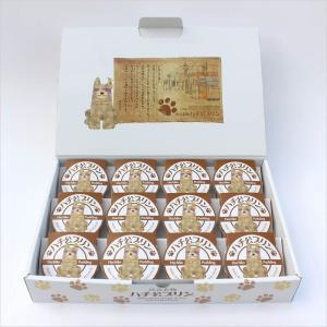 ハチ公プリン 12個入り 比内地鶏の卵を使った濃厚プリン[四季菜]|akitagokoro
