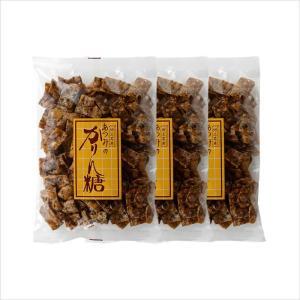 あつみのかりん糖 3袋 程よい甘さがクセになる!幻の秋田銘菓[渥美菓子店]|akitagokoro