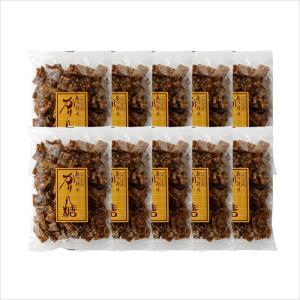 あつみのかりん糖 10袋 程よい甘さがクセになる!幻の秋田銘菓[渥美菓子店]|akitagokoro