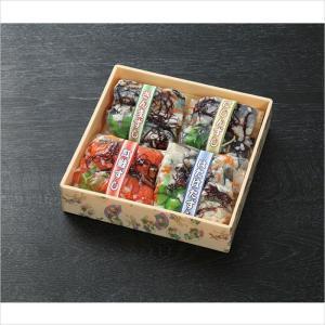 潮騒(はたはた 紅鮭 さんま にしん 4種セット) 4種の味を詰め合わせ!飯ずしセット[冷凍でお届け] akitagokoro
