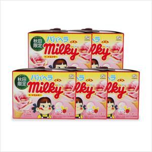 ババヘラ ミルキー 5箱 ババヘラアイス味のご当地ミルキー[フルゥール]|akitagokoro