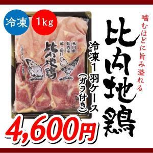 冷凍1羽ケース(ガラ付き)1kg 旨味たっぷり!本場大館からお届け!鶏本来の歯ごたえと 極上のダシがたまらない![冷凍・本家比内地鶏]|akitagokoro