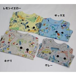 ※当店の商品はすべて新品です。 子ども服 キッズ セール 男の子 男児 Tシャツ ロンT 長袖 Tシ...