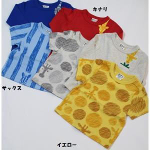 子供服 男の子 長袖 2柄2PTシャツ ビッツ BIT'Z 90cm 95cm 100cm 110cm 120cm 55%OFF メール便OK FW141|akitaoutlet