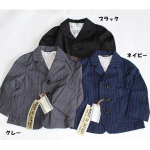 子供服 男の子 フォーマルジャケット 80cm/90cm/9...