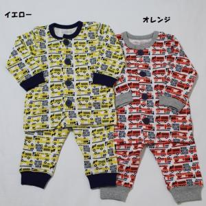 ※当店の商品はすべて新品です。 子ども服 男の子 男児 長袖 長ズボン パジャマ ルームウェア ベビ...