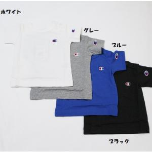 子供服 男の子 女の子 半袖 チャンピオンワンポイントTシャツ ピーグル PeeeEAGL 80cm 90cm 50%OFF メール便OK RS31|akitaoutlet