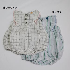 ※当店の商品はすべて新品です。 子ども服 ベビー服 セール 女の子 カバーオール ロンパース 半袖 ...