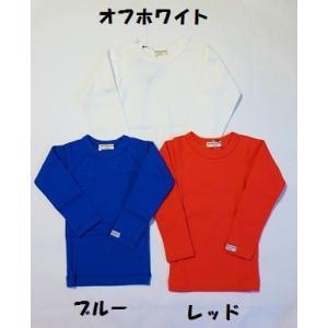子供服 男女 日本製 無地長袖Tシャツ 80cm 90cm 95cm 100cm 110cm 120cm 130cm 140cm アンパサンド 80%OFF メール便OK FW62|akitaoutlet