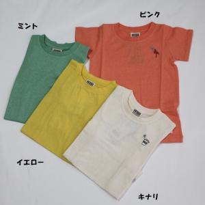 子供服 男の子 女の子 半袖 4柄ワンポイントTシャツ エフオーキッズ F.O.KIDS 110cm 120cm 130cm 140cm 60%OFF メール便OK FS68