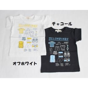 子供服 男の子 半袖 プリントTシャツ セラフ Seraph 80cm 90cm メール便OK FS...