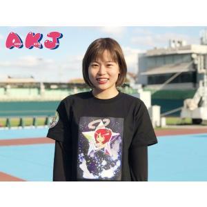 【現品のみ】-高橋朋恵画伯プロデュース- TwitterちびもりんちゃんTシャツ|akj-shop-pro