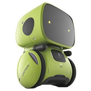 AR コミュニケーションロボット AT (エーティー) グリーンの商品画像|ナビ