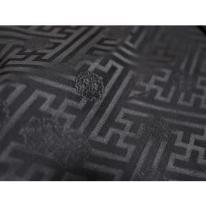 七五三 着物 5歳 男 児五歳用 正絹 新品 黒紋付き|akogareyume|02