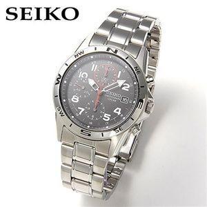 SEIKO(セイコー) ミリタリー・クロノグラフ SND375P|aks
