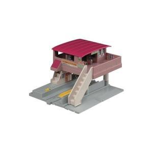 (プラレール) タカラトミー J25 プラキッズ橋上駅 | おもちゃ