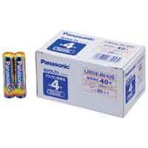 Panasonic(パナソニック) エボルタ乾電池 単4 40個 LR03EJN40S | 家電|aks
