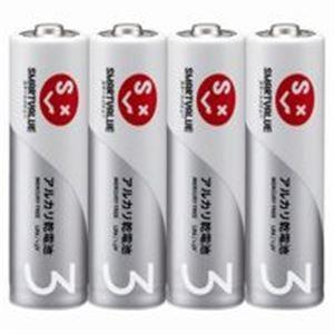 ジョインテックス アルカリ乾電池 単3×400本 N123J4P100 | 家電|aks