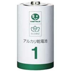ジョインテックス アルカリ乾電池III 単1×100本 N211J10P10 | 家電|aks