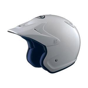 アライ(ARAI) オフロードヘルメット HYPERT ホワイト M 5758cm | バイク用品|aks