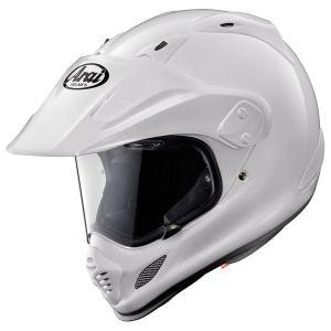 アライ(ARAI) オフロードヘルメット TOURCROSS 3 グラスホワイト M 5758cm | バイク用品|aks