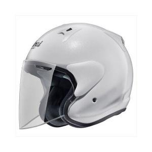 アライ(ARAI) ジェットヘルメット SZG グラスホワイト M 5758cm | バイク用品|aks