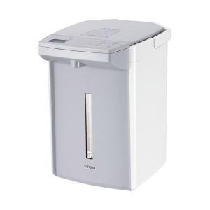 蒸気レスVE電気まほうびん ホワイト K91104335 | ポット・電気ケトル