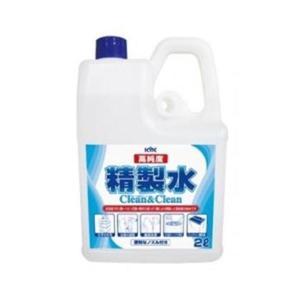 純水(精製水) 2L(ノズル付)   汎用機器