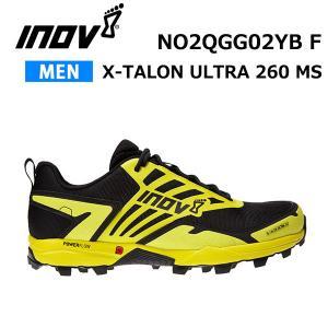 イノヴェイト INOV8 トレランシューズ メンズ  X-TALONULTRA260MS NO2QGG02YB F トレイルランニング 正規品 alajin