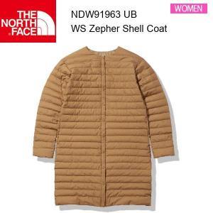 21fw ノースフェイス ウィンドストッパーゼファーシェルコート レディース WS Zepher Shell Coat NDW91963  カラー UB THE NORTH FACE 正規品 alajin