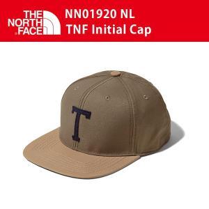 20c680e943a016 19SS ノースフェイス TNF INITIAL CAP TNF イニシャル キャップ NN0192.