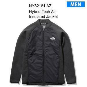 21fw ノースフェイス ハイブリッドテックエアーインサレーテッドジャケット メンズ Hybrid Tech Air Insulated Jacket NY82181  カラーAZ THE NORTH FACE 正規品 alajin