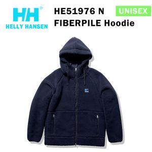 21fw ヘリーハンセン ユニセックス ファイバーパイルフーディー FIBERPILE Hoodie HE51976  カラー N HELLY HANSEN 正規品|alajin