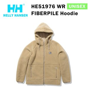 21fw ヘリーハンセン ユニセックス ファイバーパイルフーディー FIBERPILE Hoodie HE51976  カラー WR HELLY HANSEN 正規品|alajin