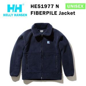 21fw ヘリーハンセン ユニセックス ファイバーパイルジャケット FIBERPILE Jacket HE51977  カラー N HELLY HANSEN 正規品|alajin