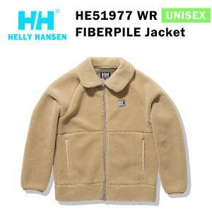 21fw ヘリーハンセン ユニセックス ファイバーパイルジャケット FIBERPILE Jacket HE51977  カラー WR HELLY HANSEN 正規品|alajin