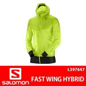サロモン salomon トレラン FAST WING HYBRID ファストウイングハイブリッド L397647 正規品|alajin