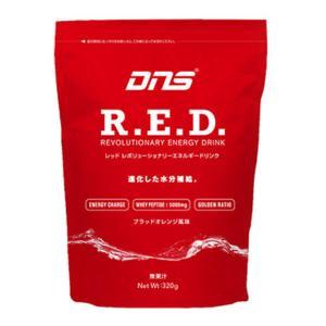 DNS  R.E.D. レボリューショナリーエネルギードリンク  粉末   スポーツドリンク  身体のダメージケア  正規品 alajin