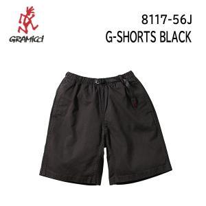 21ss グラミチ  Gショーツ メンズ G-SHORTS 8117-56J  カラー BLACK GRAMICCI ハーフパンツ 正規品 alajin