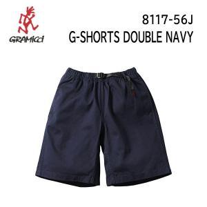 21ss グラミチ  Gショーツ メンズ G-SHORTS 8117-56J  カラー DOUBLE NAVY GRAMICCI ハーフパンツ 正規品 alajin