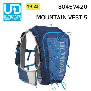 ULTIMATE DIRECTION アルティメイトディレクション MOUNTAIN VEST 5  NVY  トレイルランニング トレランバッグ 正規品 alajin