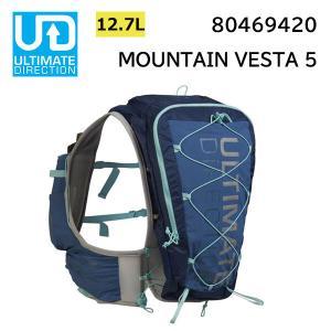 ULTIMATE DIRECTION アルティメイトディレクション MOUNTAIN VESTA 5  NVY トレイルランニング トレランバッグ  正規品 alajin