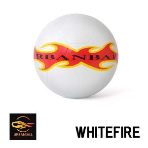 URBANBALL WHITEFIRE FREESTYLE FOOTBALL  アーバンボール フリ...