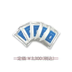 ルナモイストパウダー 5袋 水素入浴剤 水素風呂 水素水 高濃度 抗酸化作用 肌トラブル 冷え性 リラックス|alala-style