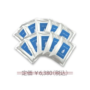 ルナモイストパウダー 10袋 水素入浴剤 水素風呂 水素水 高濃度 抗酸化作用 肌トラブル 冷え性 リラックス|alala-style
