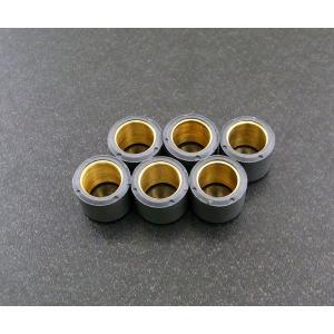 ウエイトローラー16mm x 13mm - 8.5g 6個|alba-mcps