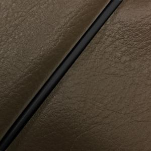 チョイノリ ダークブラウン/黒パイピング】(張替) グロンドマン国産シートカバー|alba-mcps