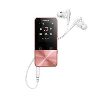NW-S313 (PI) 4GB ライトピンク...の関連商品3
